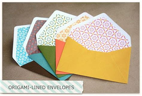origami with lined paper peacefully folding origami lined envelopes