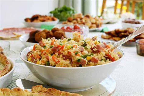 work food ideas 30 potluck themes for work events
