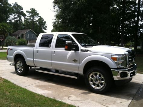 2011 Ford F250 by 2011 Ford F250 Fx4 Lariat 4x4 The Hull Boating