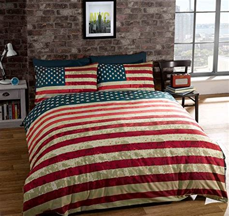 american bedding sets american flag white blue comforter bedding sets