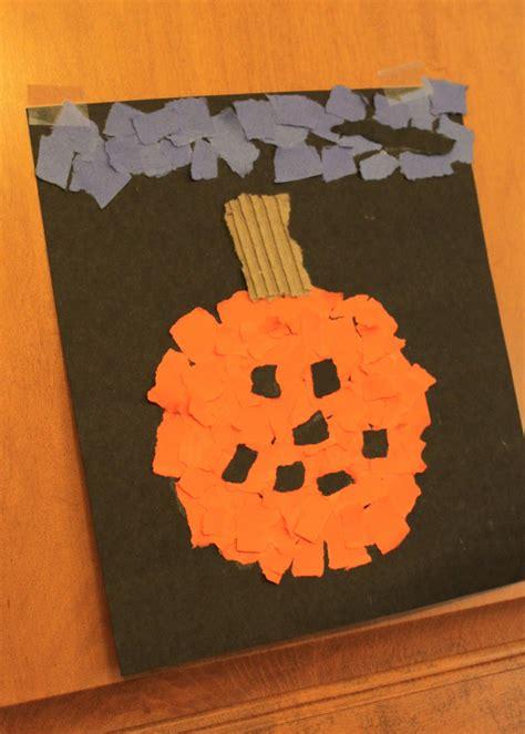 pumpkin crafts pumpkin craft