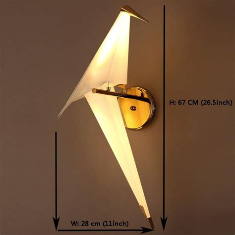 modern wall sconces living room modern led wall light lustres birds wall sconces light for