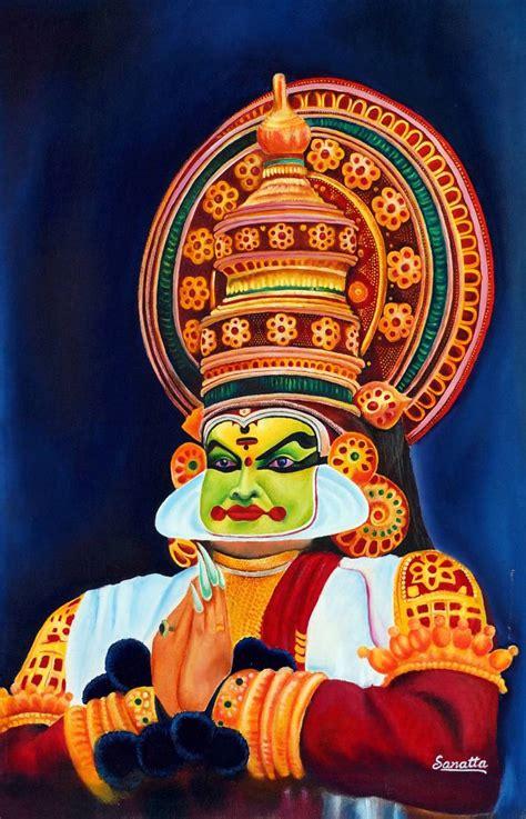 glow in the paintings india saatchi artist sanatta balakrishnan 2015