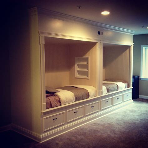 built in beds built in beds cz woodworking