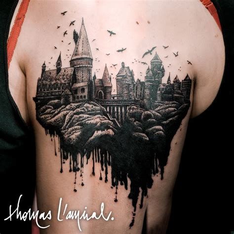 25 best ideas about hogwarts tattoo on pinterest harry