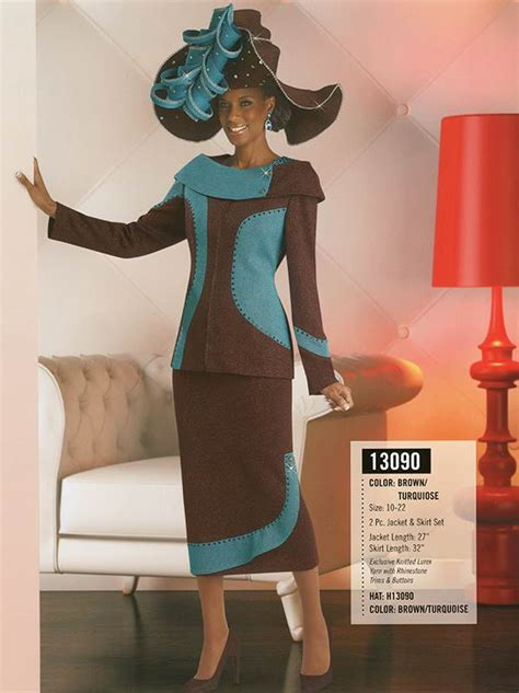 donna vinci knits womens knit church suit by donna vinci 13090 fall 2015