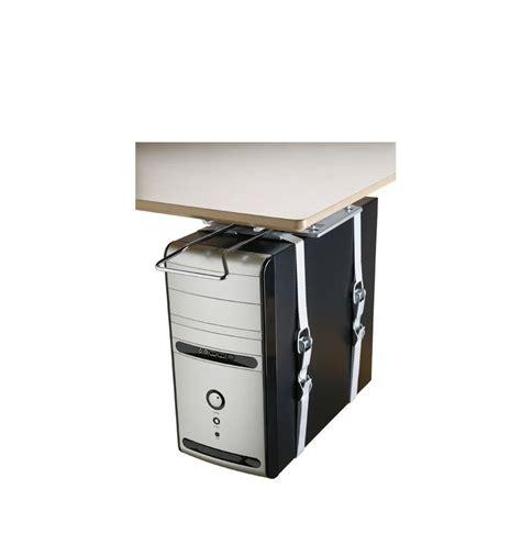 computer holder desk computer holder cpu holder for desk ireland