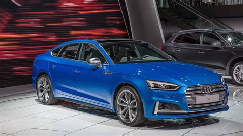 Audi S5 Cost by 2018 Audi S5 Sportback Pricing Power And Photos
