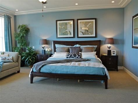 pictures of blue bedrooms photos hgtv