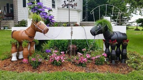 diy flower garden diy yard and garden ideas outdoor crafts