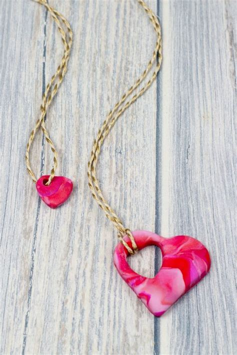 make your own jewelry ideas shaped necklace crafts for