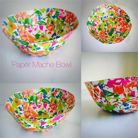 paper mache crafts for adults paper mache bowl crafts a bowl and paper