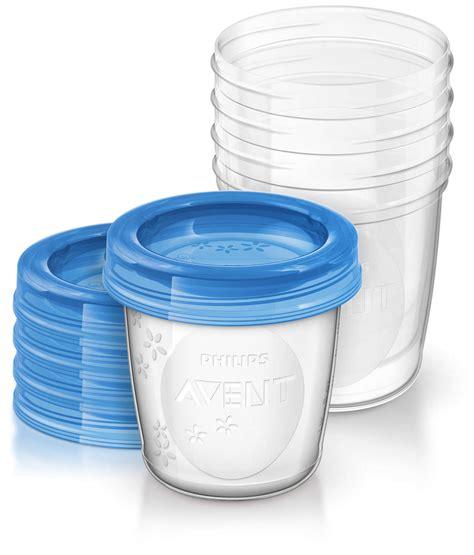 pot de conservation pour lait maternel scf619 05 avent