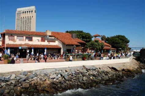 seaport village san diego california waterfront