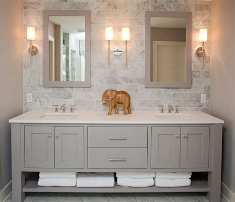 gray bathroom vanities 17 best ideas about gray bathroom vanities on
