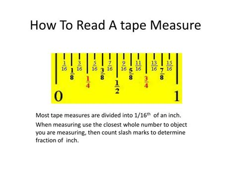 how do you read a ppt how to read a measure powerpoint presentation