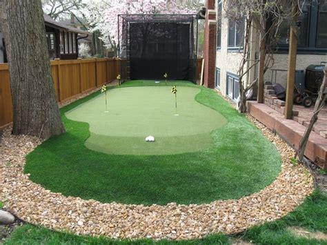 putting greens backyard backyard putting green golf welcome to my humble home