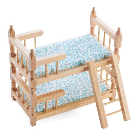 dollhouse bunk bed miniature bunk beds 28 images dollhouse miniature oak