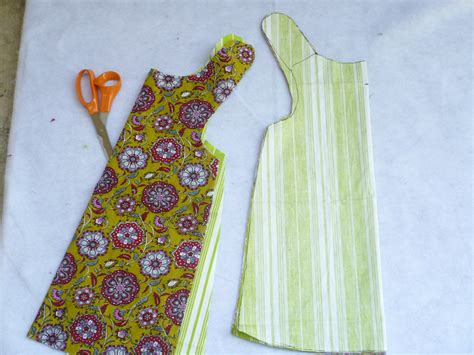 how to sew on a dress how to sew a reversible dress