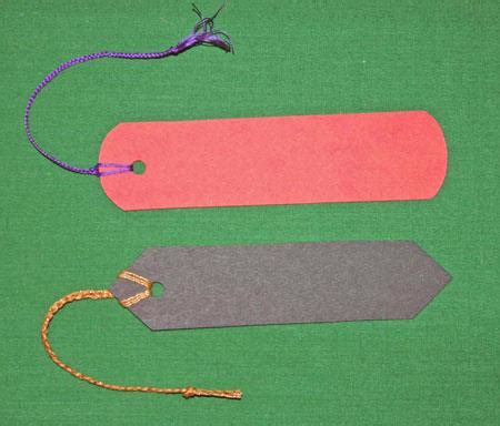 easy crafts to make with construction paper funezcrafts easy paper crafts bookmarks