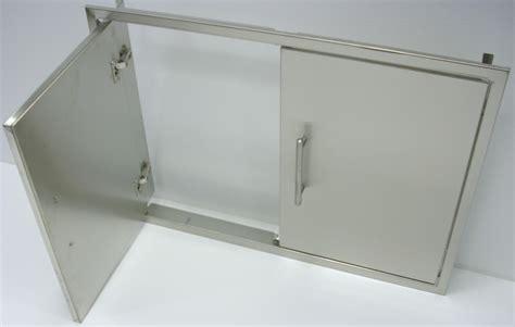 outdoor kitchen stainless steel cabinet doors stainless steel cabinet doors for outdoor kitchen