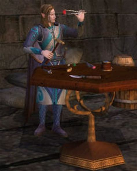 lotro woodworkers guild jeweller lotro wiki