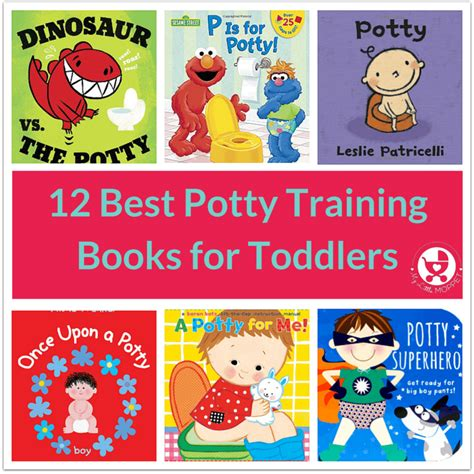 12 Best Potty Books For Toddlers My Moppet