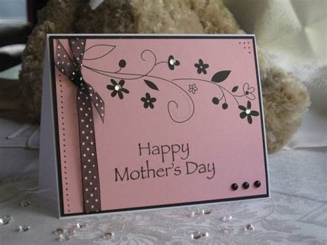 how to make simple mothers day cards a simple s day w rub ons by sf9erfan at