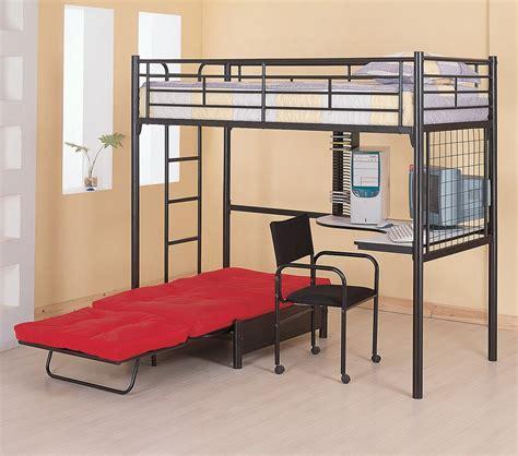 workstation bunk bed dreamfurniture bunks workstation loft bed