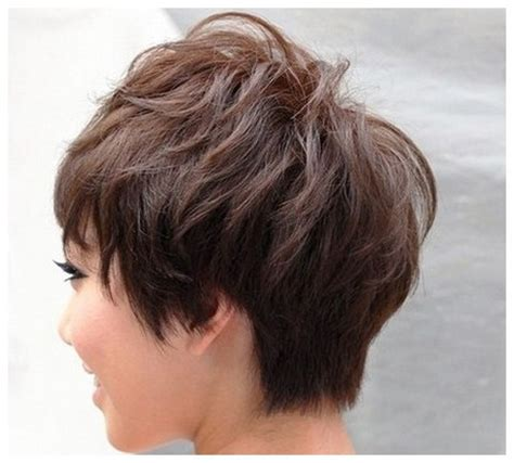 views of back of medium hairstyles back view of short hairstyles for women