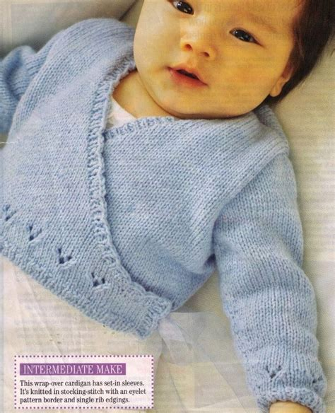 knitted baby wrap pattern babies wrap cardigan for premies as well