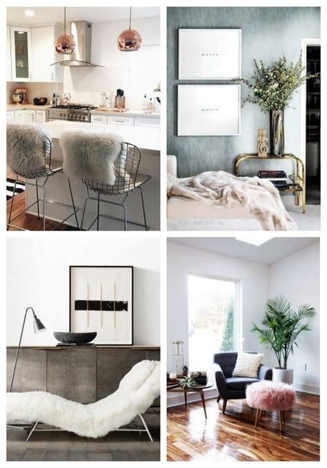 faux fur home decor 25 faux fur home decor ideas you ll comfydwelling