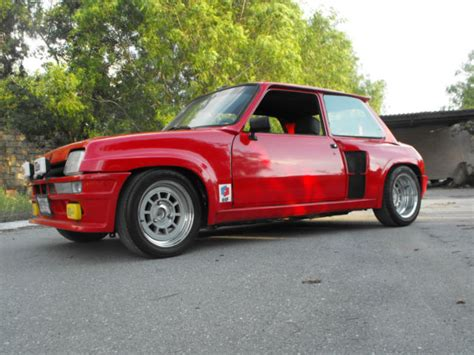 Renault R5 For Sale by Renault R5 Turbo Replica For Sale In Coahuila Mexico Mexico