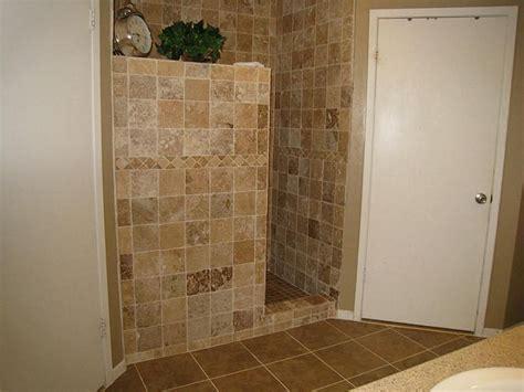 walk in shower no door walk in shower with glass block walls and no door new