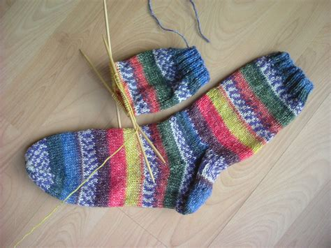 how to knit socks on pointed needles pointed knitting needles