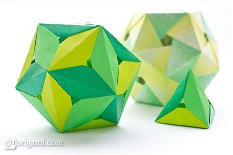 modular origami origami polyhedra origami paper