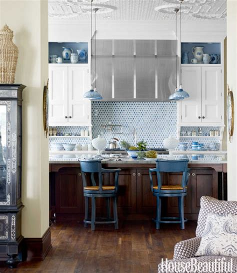 white and blue kitchen cabinets for the of kitchens blue white kitchen the