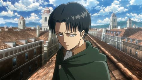read attack on titan levi to be featured in the cover of s magazine frau