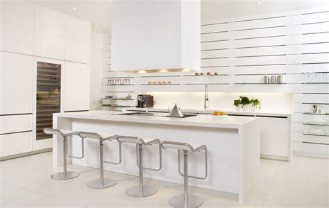 kitchen design ideas modern white kitchen why not