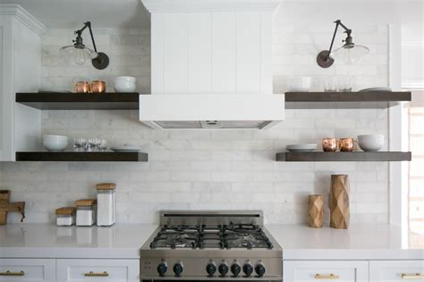 open shelf kitchen design the benefits of open shelving in the kitchen hgtv s