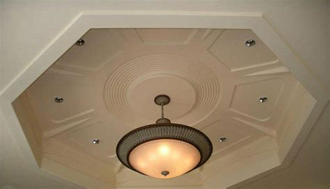 deco plafond platre moderne au maroc