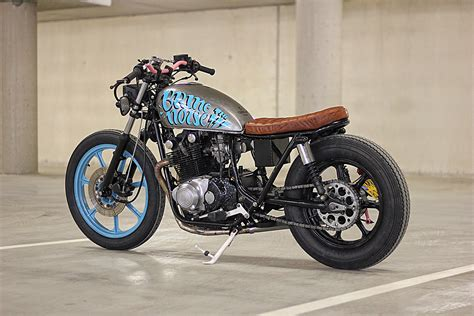 1980 Suzuki Gs450 by Cool Kid Customs Gs450 The Bike Shed