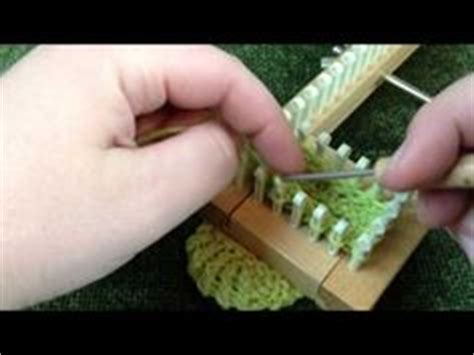 stretchy bind loom knitting knifty knitter on loom knitting knitting