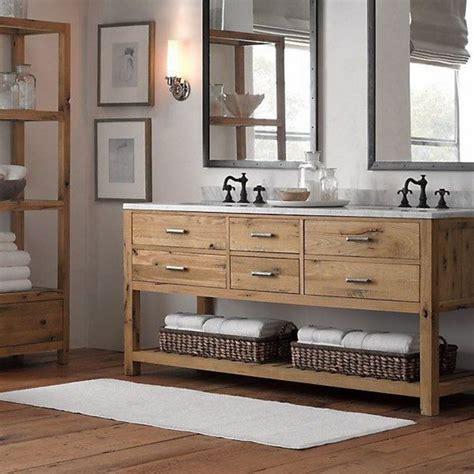 Rustic Modern Bathroom Vanities by Rustic Bathroom Vanity Cabinets And Accessories Ideas