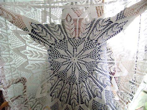 comment tricoter une nappe avec un crochet
