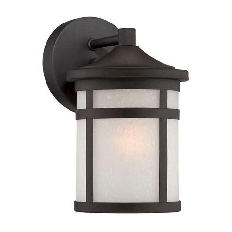outdoor light fixtures home depot acclaim lighting blue ridge collection 1 light outdoor
