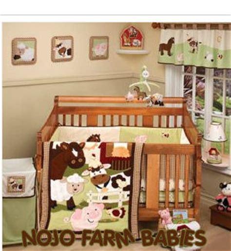 farm animal crib bedding farm animals crib bedding barnyard baby boy crib bedding