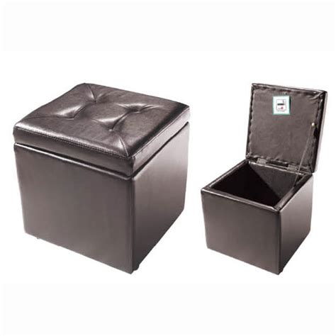 ottoman storage stool ss 02 modern stools folding