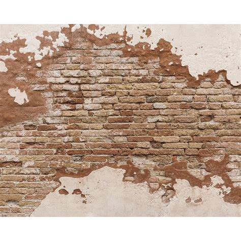 home depot wall murals distressed brick wall mural wr50508 the home depot