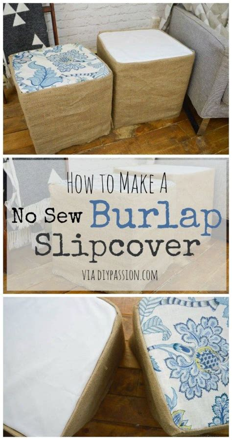 how to sew a sofa slipcover 10 best ideas about no sew slipcover on
